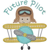 Future Pilot Applique