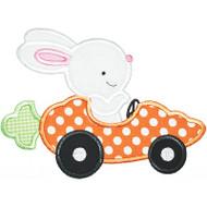 Carrot Car Bunny