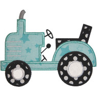 Tractor 2 Applique
