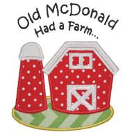Farm Applique