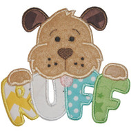 Ruff Applique