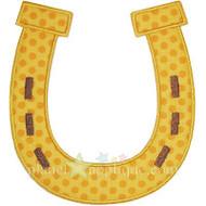 Horseshoe Applique