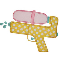 Water Gun Applique