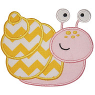 Sea Snail Applique
