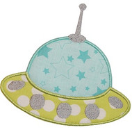 Saucer Applique