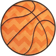 Basketball Applique