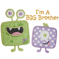 Sibling Brother Monster