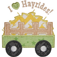 I Heart Hayrides