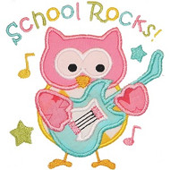 School Rock Owl