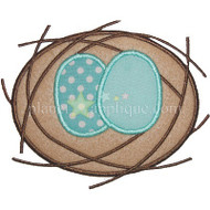 Nest Eggs Applique