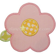 Simple Flower Applique