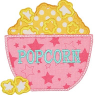 Popcorn Applique