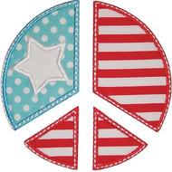 Reverse Peace Flag