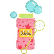 Bubbles Applique