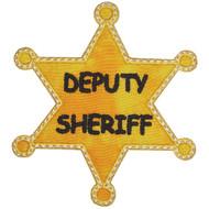 Deputy Sheriff Applique