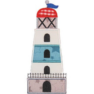 Lighthouse 3 Applique
