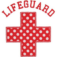 Lifeguard Applique