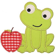 Apple and Frog