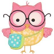 Bookbag Owl