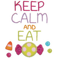 Keep Calm Eat Candy