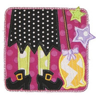 Sassy Witch Patch