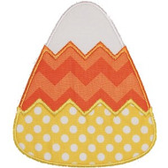 Chevron Candy corn 2