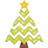 Chevron Christmas Tree