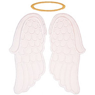 Angel Wings Applique