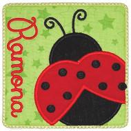 Ladybug Patch