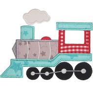 Locomotive Applique