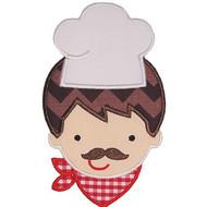 Pizza Chef Applique