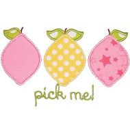 Pick Me Lemons