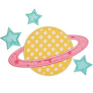 Saturn Applique