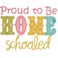 Proud to be Homeschooled