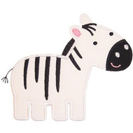 Zebra Applique