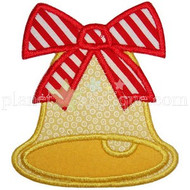 Christmas Bell Applique