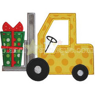 Christmas Fork Lift