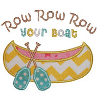 Cute Canoe