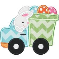 Egg Truck Bunny