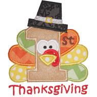 First Thanksgiving 2