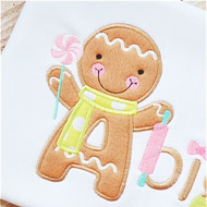 Gingerbread Man Alpha