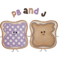PB and J 2 Applique
