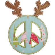 Peace Reindeer