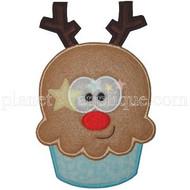 Reindeer Cupcake