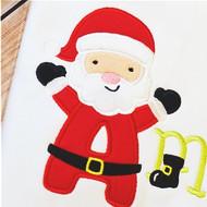 Santa Claus Alpha
