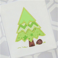 Pine Tree Applique