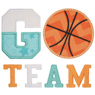 Go Team Basketball