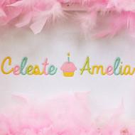 Celeste Font Set