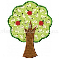 Apple Tree Applique