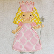 Glenda the Good Witch Applique